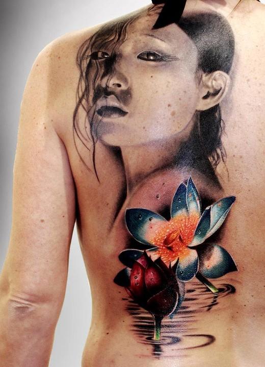 Tatuagens realistas (4)