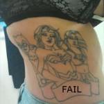 Tattoo Fail – 20 Tatuagens de pessoas muito azaradas
