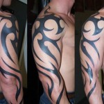 Tatuagem Tribal (50 Imagens)