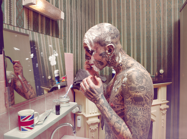 Novo ensaio do Zombie Boy (6)