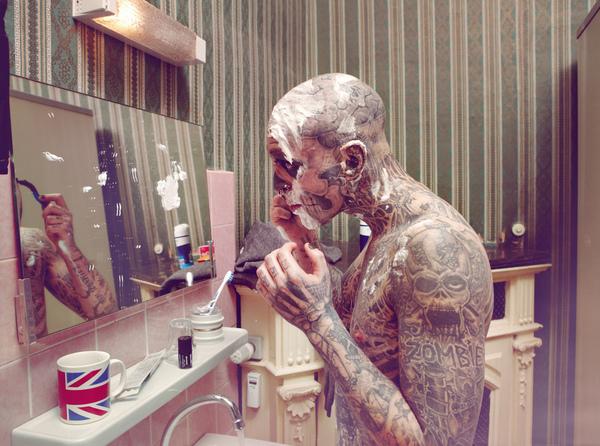 Novo ensaio do Zombie Boy (6)