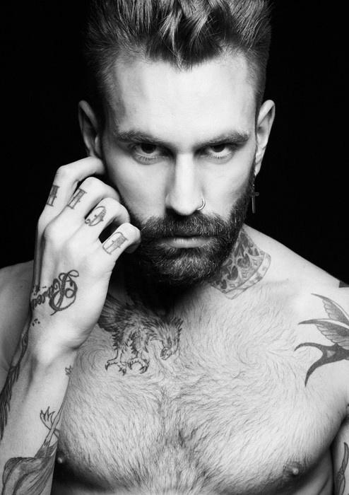 Fotos de homens muito tatuados (37)