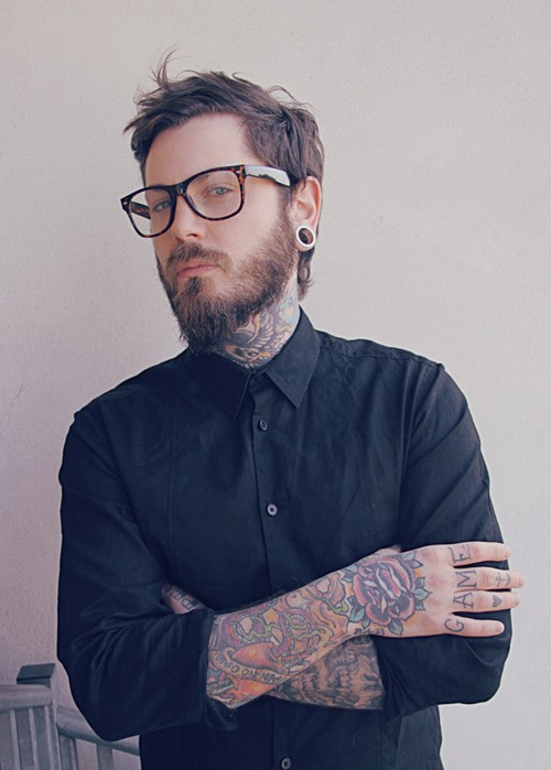 Fotos de homens muito tatuados (26)