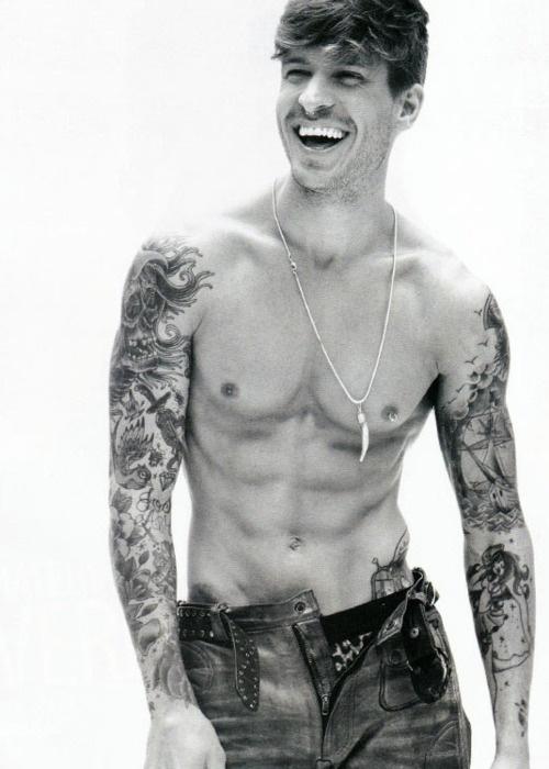 Fotos de homens muito tatuados (20)