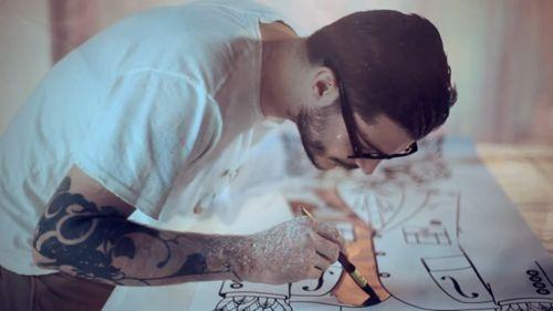 Fotos de homens muito tatuados (6)