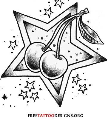 Tatuagens de Cerejas (44)