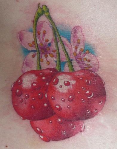 Tatuagens de Cerejas (1)