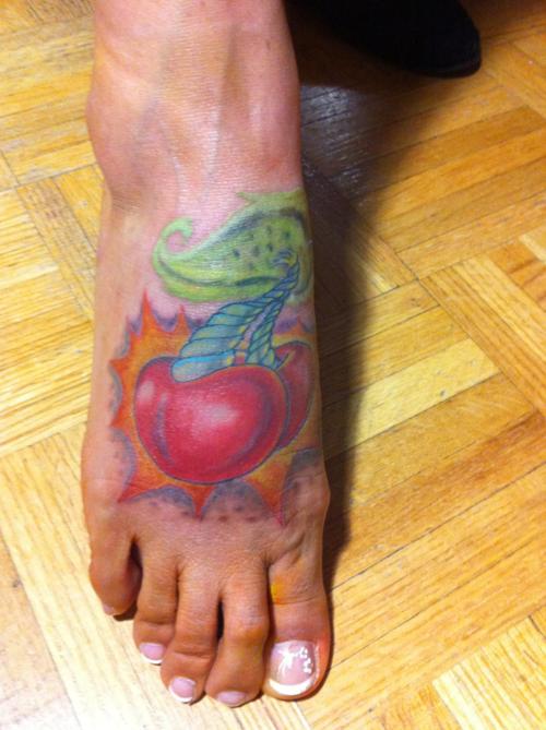 Tatuagens de Cerejas (28)