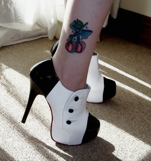Tatuagens de Cerejas (21)