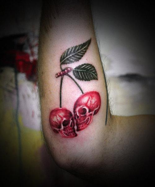 Tatuagens de Cerejas (16)
