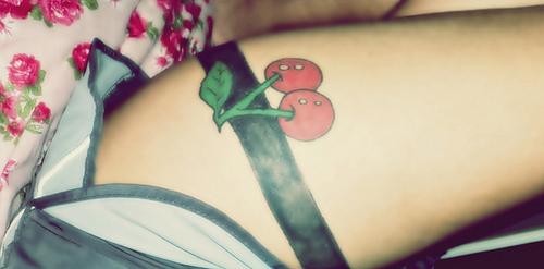 Tatuagens de Cerejas (15)