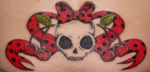 Tatuagens de Cerejas (11)
