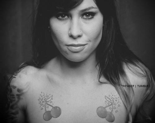 Tatuagens de Cerejas (4)
