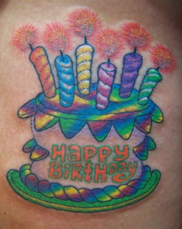 Поздравления с днем татуированных людей