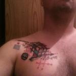 50 Tatuagens nerds