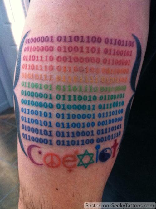 Nerd Tattoos (10)