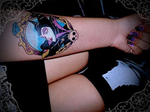 Tatuagens de personagens Disney (69)
