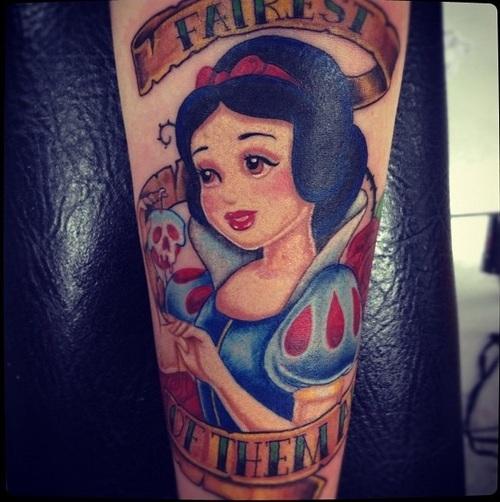 Tatuagens de personagens Disney (68)
