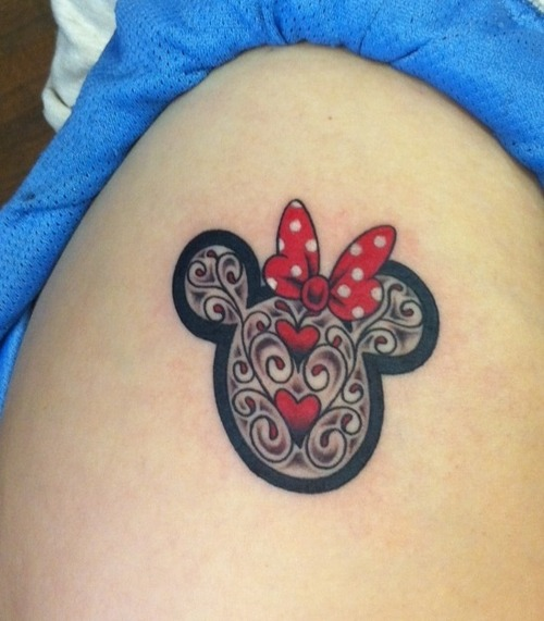 Tatuagens de personagens Disney (67)