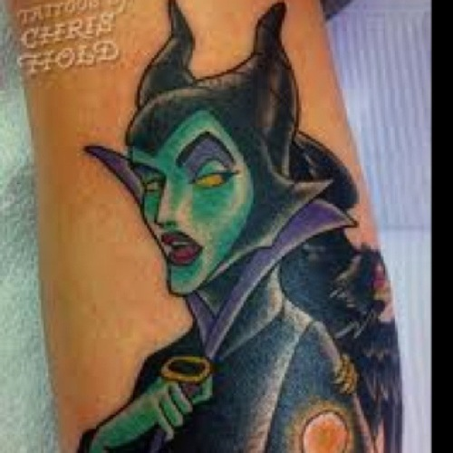 Tatuagens de personagens Disney (58)