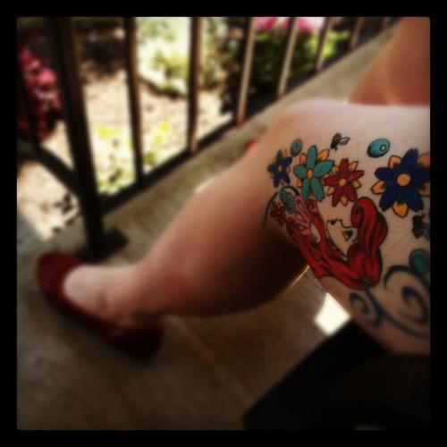 Tatuagens de personagens Disney (56)