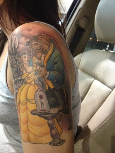 Tatuagens de personagens Disney (47)