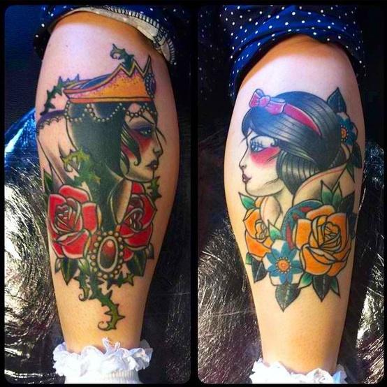 Tatuagens de personagens Disney (45)