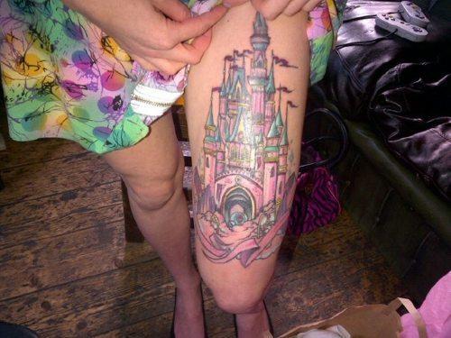 Tatuagens de personagens Disney (33)