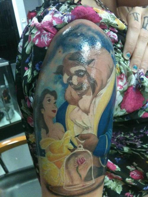 Tatuagens de personagens Disney (32)