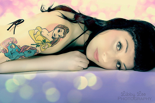 Tatuagens de personagens Disney (29)