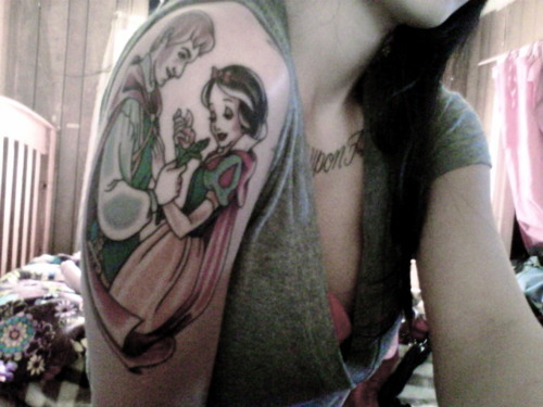 Tatuagens de personagens Disney (27)