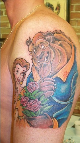 Tatuagens de personagens Disney (26)