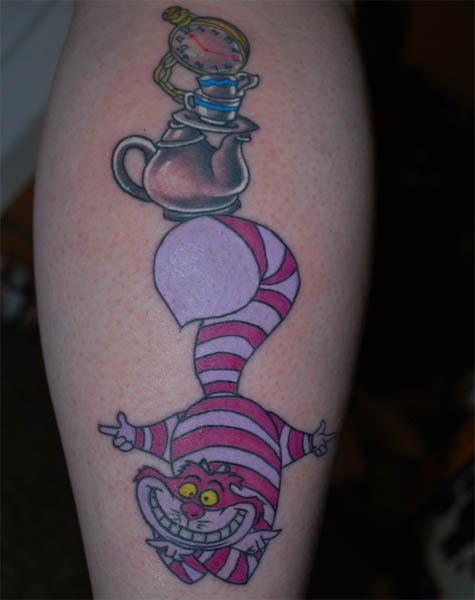 Tatuagens de personagens Disney (14)