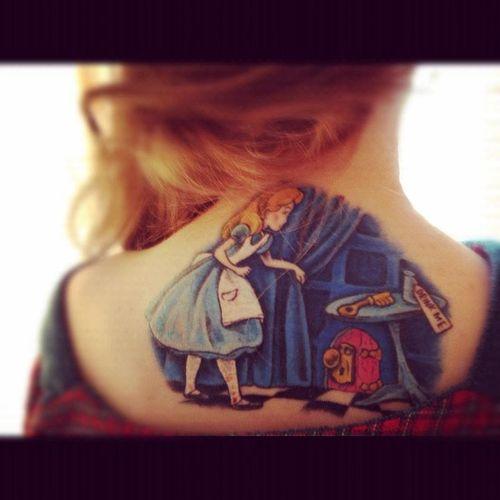 Tatuagens de personagens Disney (13)