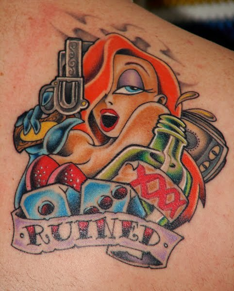 Tatuagens de personagens Disney (11)