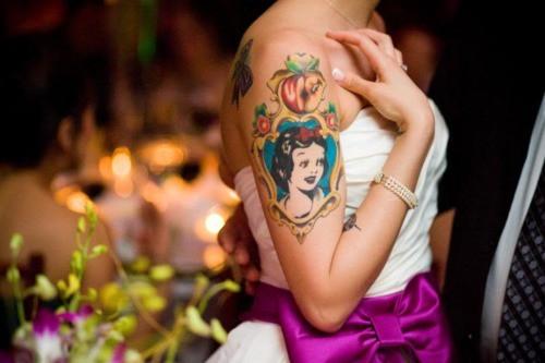 Tatuagens de personagens Disney (5)
