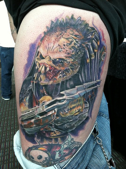 Tatuagens de Serial Killers (5)