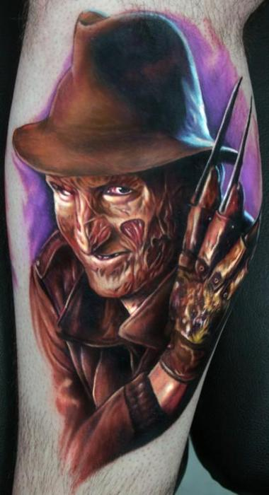 Tatuagens de Serial Killers (3)