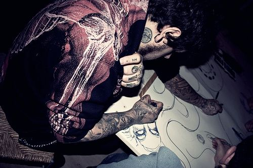 Tatuagens diversas (3)