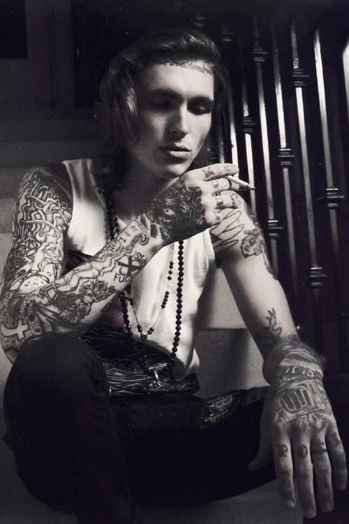 Fotos de homens tatuados (46)