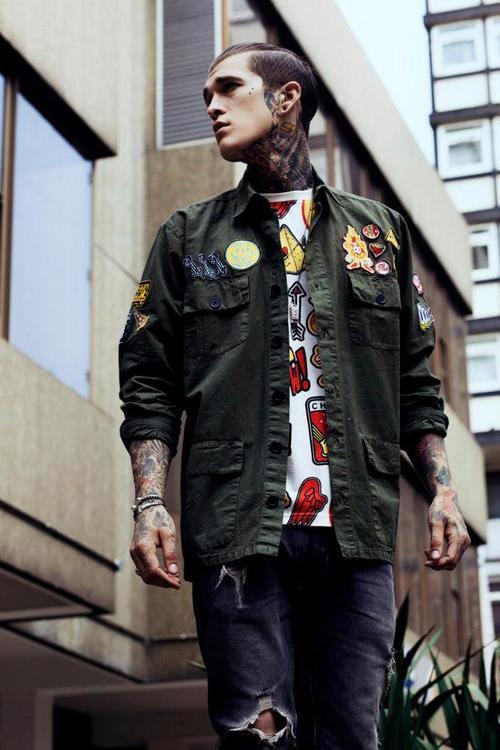 Fotos de homens tatuados (29)