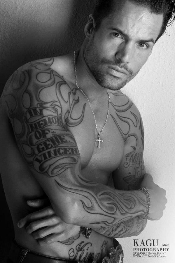 Fotos de homens tatuados (2)