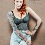 Mod Girls: 56 lindas mulheres tatuadas