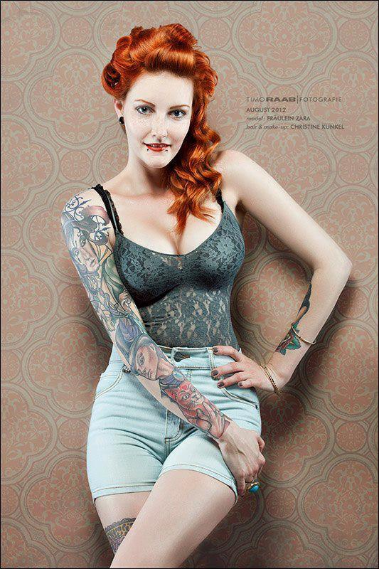 Garotas Tatuadas e Lindas (1)