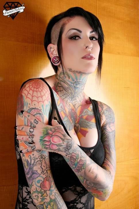 Garotas Tatuadas e Lindas (5)
