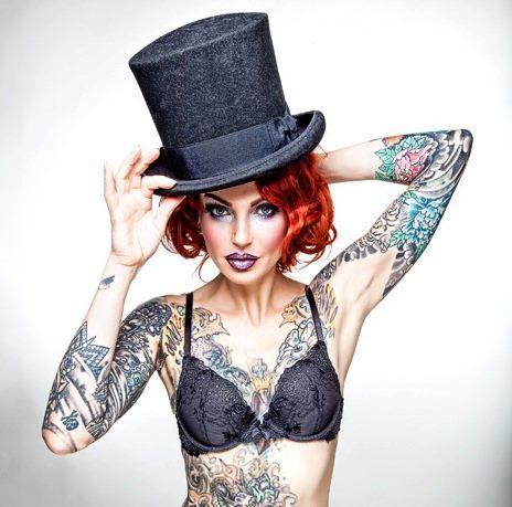 Garotas Tatuadas e Lindas (4)