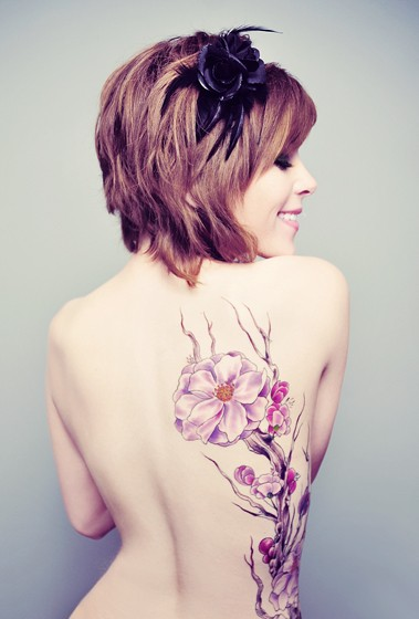 Tatuagens femininas (3)
