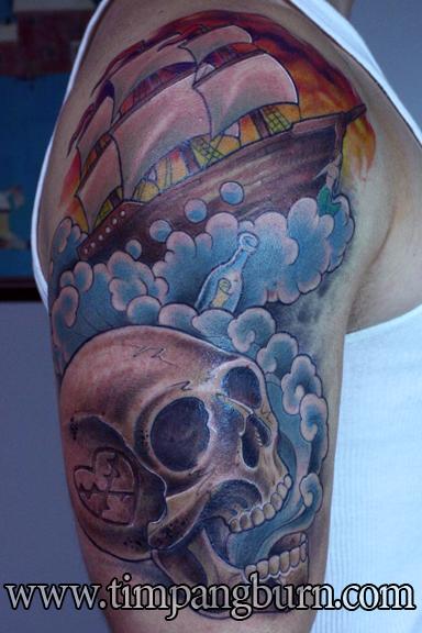 Caveiras tatuadas (50)