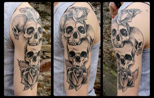 Caveiras tatuadas (48)