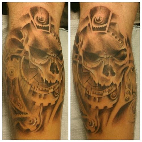 Caveiras tatuadas (47)